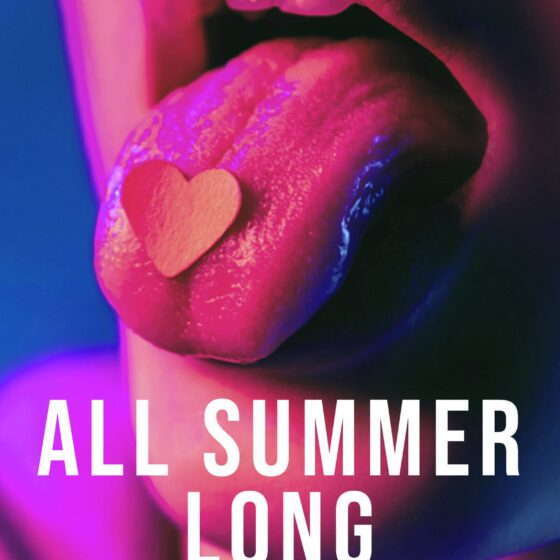 The cover for All Summer Long by Amelia Joy