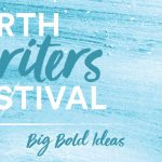 Perth Writers Festival 2017 – Big Bold Ideas