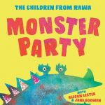 Review: Monster Party by the children from Rawa, with Alison Lester & Jane Godwin, by Kate Lomas Glendenning