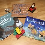 Reviews: Baby Business, Little Bird's Day, & Lucky and Spike by Jess Rae