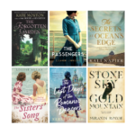 Six Historical Fiction Books by Aussie Authors, by Shelley Carter