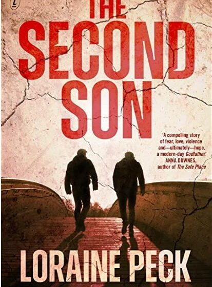 The cover of the book The Second Son, by Loraine Peck
