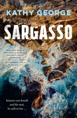 The cover for the book Sargasso by Kathy George